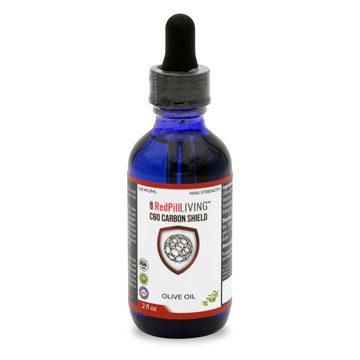 CarbonShield60 - Olive Oil  (2oz)