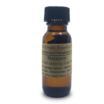 Memory- Organic Exclusive Blend  0.5oz
