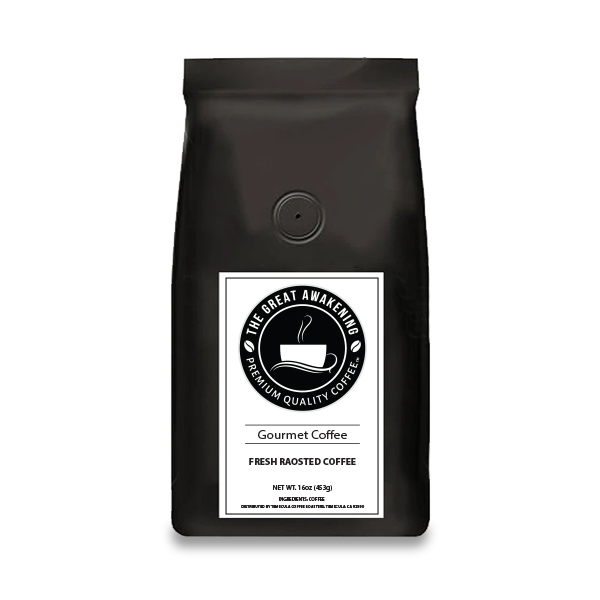 The Great Awakening Gourmet Coffee - Breakfast Blend