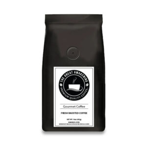 The Great Awakening Gourmet Coffee - Cold Brew