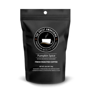 The Great Awakening Gourmet Coffee - Pumpkin Spice